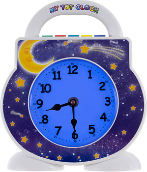My Tot Clock: Toddler Sleep Clock, First Alarm Clock, Nightlight, Timeout Timer, and Encouragement